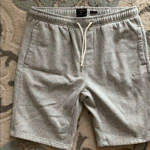 Quicksilver Straight Leg Lounge Shorts